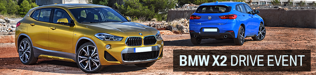 BMW X2 Drive Event at Endras BMW