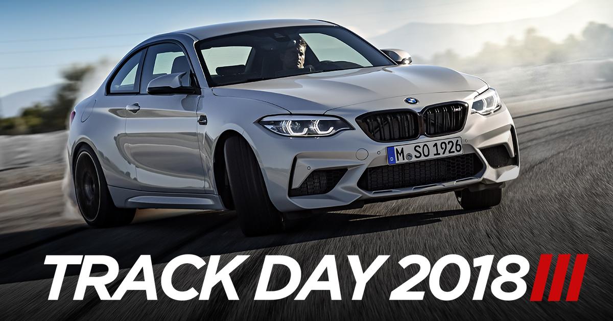 Track Day 2018