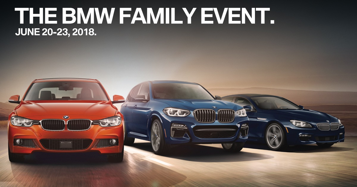 BMW Family Event