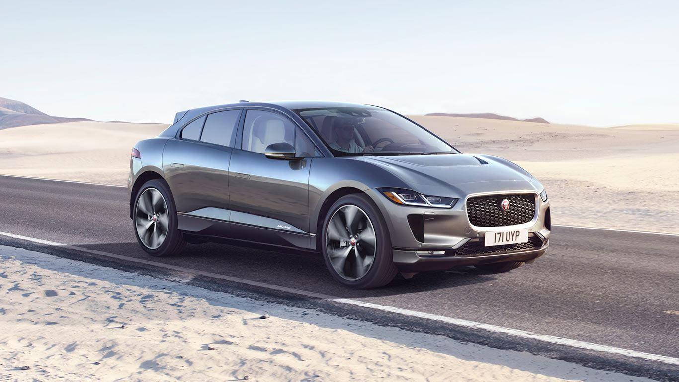 Jaguar I-PACE Unveiling