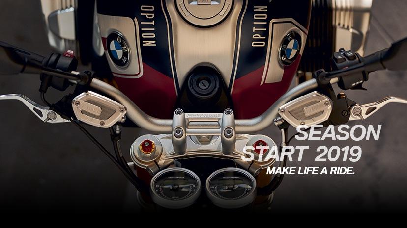 Annual BMW Motorrad Season Start Event