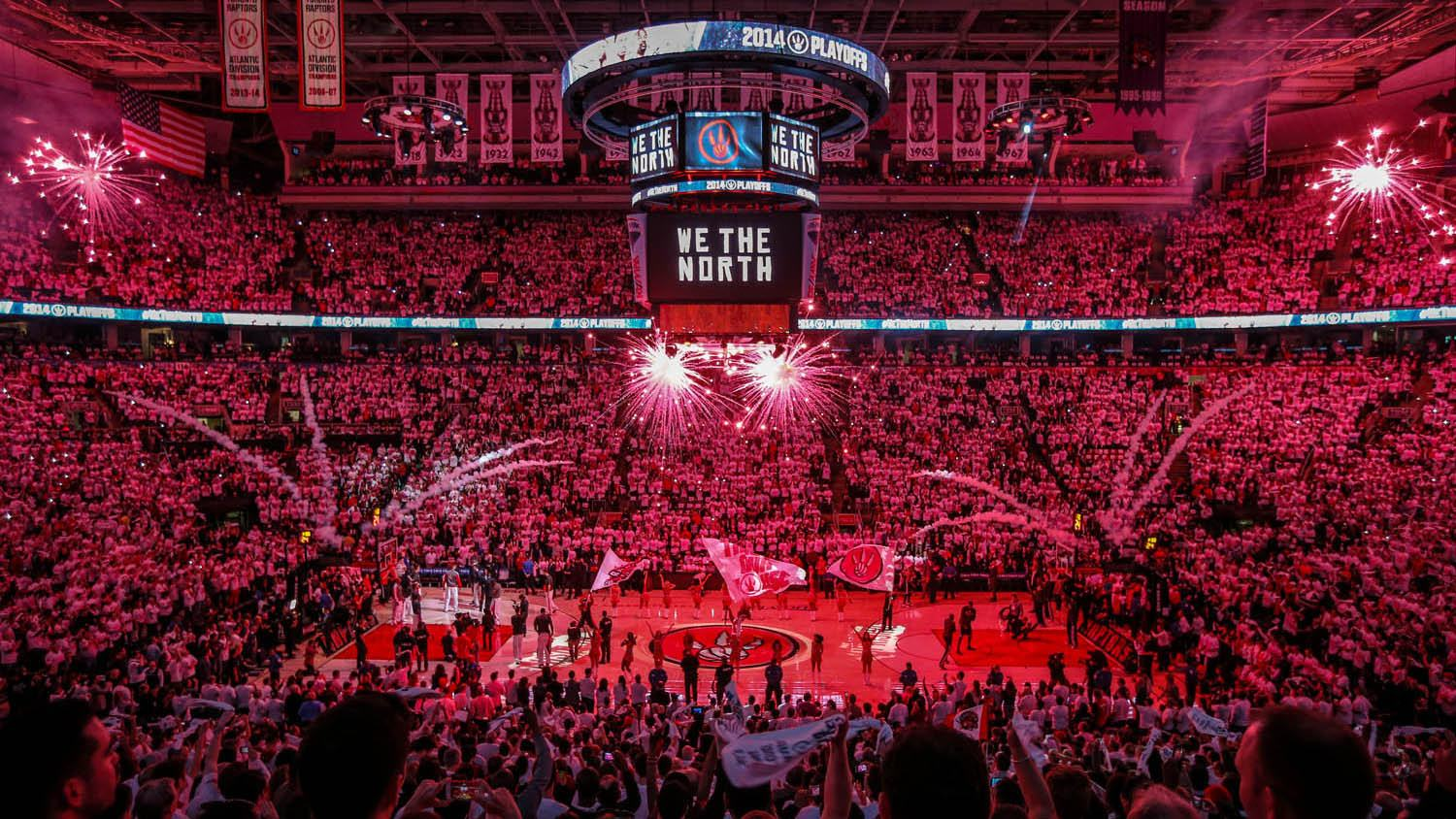 WIN Raptors Playoff Tickets